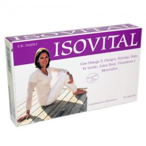Producto Regalo Isovital 30 Cápsulas